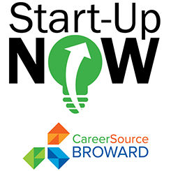 Start up now and CS Broward Logo